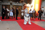 Andrew Porters Photo - 17 December 2015 - Hollywood California - Andrew Porters Shawn Crosby Fans Get Married With Star Wars Themed Wedding held at the TCL Chinese Theatre IMAX Photo Credit Byron PurvisAdMedia