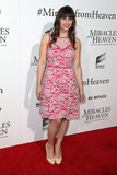 Amanda Markowitz Photo - 09 March 2016 - Hollywood California - Amanda Markowitz Miracles From Heaven Los Angeles Premiere held at ArcLight Hollywood Photo Credit SammiAdMedia