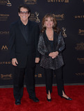 Anson Williams Photo - 29 April 2016 - Los Angeles California - Anson Williams Dawn Wells Arrivals for the 43rd Annual Daytime Creative Arts Emmy Awards held at the Westin Bonaventure Hotel and Suites Photo Credit Birdie ThompsonAdMedia