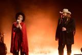 Pink Photo - 13 November 2019 - Nashville Tennessee - Pink Chris Stapleton 51st Annual CMA Awards Country Musics Biggest Night held at Bridgestone Arena Photo Credit Laura FarrAdMedia