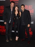 Aleks Paunovic Photo - 11 March 2015 - Los Angeles California - Aleks Paunovic Meghan Ory Jesse Metcalfe  Arrivals for Crackles world premiere original feature film Dead Rising Watchtower held at the Kim Novak Theater at Sony Pictures Studios Photo Credit Birdie ThompsonAdMedia