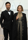 Natalie Portman Photo - 09 February 2020 - Hollywood California - Benjamin Millepied Natalie Portman 92nd Annual Academy Awards presented by the Academy of Motion Picture Arts and Sciences held at Hollywood  Highland Center Photo Credit AdMedia