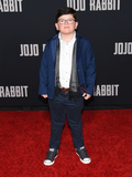 Archie Yate Photo - 15 October 2019 - Los Angeles California - Archie Yate Fox Searchlight Jojo Rabbit Los Angeles Premiere held at American Legion Post 43 Photo Credit Billy BennightAdMedia