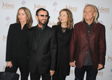 Joe Walsh Photo - 1 December 2015 - Beverly Hills California - Barbara Bach Ringo Starr Marjorie Bach Joe Walsh The Collection of Ringo Starr and Barbara Bach Exhibition held at Juliens Auctions Photo Credit Byron PurvisAdMedia