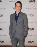 Ashley Zukerman Photo - 02 May 2015 - Hollywood California - Ashley Zukerman WGN Americas Manhattan For Your Consideration screening event held at Linwood Dunn Theater (at the Pickford Center for Motion Picture Study) Photo Credit Birdie ThompsonAdMedia