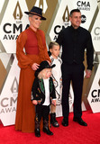Carey Hart Photo - 13 November 2019 - Nashville Tennessee - Jameson Hart Willow Hart Pnk and Carey Hart 53rd Annual CMA Awards Country Musics Biggest Night held at Music City Center Photo Credit Laura FarrAdMedia