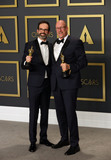 Michael Bubl Photo - 09 February 2020 - Hollywood California -     Andrew Buckland Michael McCusker attend the 92nd Annual Academy Awards presented by the Academy of Motion Picture Arts and Sciences held at Hollywood  Highland Center Photo Credit Theresa ShirriffAdMedia