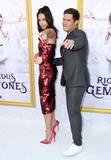 Adam DeVine Photo - 25 July 2019 - Los Angeles California - Chloe Brdiges Adam Devine HBOs The Righteous Gemstones Los Angeles Premiere held at Paramount Theater Photo Credit Birdie ThompsonAdMedia