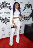 Ariane Andrew Photo - 19 February 2016 - West Hollywood California - Ariane Andrew Arrivals for the opening of Galerie Montaigne held at Galerie Montaigne Photo Credit Birdie ThompsonAdMedia