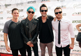 Jack Barakat Photo - 22 July 2015 - Cleveland Ohio - Alex Gaskarth Jack Barakat Rian Dawson and Zack Merrick of the band All Time Low attend the 2015 Alternative Press Music Awards at Quicken Loans Arena Photo Credit Jason L NelsonAdMedia