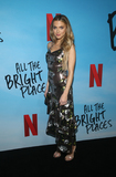 Anne Winters Photo - 24  February 2020 - Hollywood California - Anne Winters Special Screening Of Netflixs All The Bright Places The Invisible Man held at The ArcLight Cinemas Photo Credit FSAdMedia