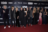 Brian May Photo - 29 March 2019 - Brooklyn New York - Brian May Joe Elliott Pete Willis Steve Clark Rick Savage and Vivian Campbell (Def Leppard) and families at the Rock  Roll Hall of Fame Induction Ceremony arrivals at the Barclays Center Photo Credit LJ FotosAdMedia