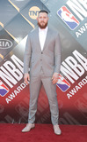 Aron Baynes Photo - Aron Baynes 2018 NBA Awards held at Barker Hangar Photo Credit PMAAdMedia
