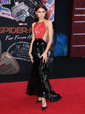 Spider-Man Photo - 26 June 2019 - Hollywood California - Zendaya Spider-Man Far From Home Los Angeles Premiere held at the TCL Chinese Theater Photo Credit Birdie ThompsonAdMedia