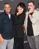 Jameela Jamil Photo - 13 September 2019 - Beverly Hills California - (L-R) Joe Gatto Jameela Jamil and Brian Quinn The Misery Index at The Paley Center For Medias 13th Annual PaleyFest Fall TV Previews - TBS Photo Credit Billy BennightAdMedia