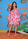 Tiffani-Amber Thiessen Photo - 24 March 2018 - Inglewood California - Tiffany Amber Thiessen Nickelodeons 2018 Kids Choice Awards  held at The Forum Photo Credit F SadouAdMedia