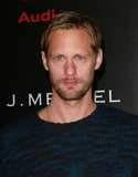 Alexander Skarsgrd Photo - 9 January 2011 - West Hollywood CA - Alexander Skarsgrd Audi and Designer J Mendels Kick Off Celebration of Golden Globe Week 2011 held At Cecconis Restaurant Photo Kevan BrooksAdMedia
