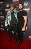 Nicolas Cazal Photo - 16 September 2019 - Beverly Hills California - Nicolas Cage Weston Coppola Cage Premiere Of Quiver Distributions Running With The Devil held at Writers Guild Theater Photo Credit FSadouAdMedia