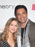 Ali Hillis Photo - 22 November 2019 - Beverly Hills California - Ali Hillis Gilles Marini Lupus LAs Hollywood Bag Ladies Luncheon held at The Beverly Hilton Hotel Photo Credit FSAdMedia