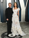 Chris Hardwick Photo - 09 February 2020 - Los Angeles California - Chris Hardwick Lydia Hearst 2020 Vanity Fair Oscar Party following the 92nd Academy Awards held at the Wallis Annenberg Center for the Performing Arts Photo Credit Birdie ThompsonAdMedia