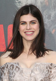 Alexandra Daddario Photo - 04 April 2018 - Los Angeles California - Alexandra Daddario Warner Bros Pictures Rampage Los Angeles Premiere held at Microsoft Theater Photo Credit F SadouAdMedia