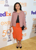 Adele Lim Photo - 09 March 2019 - Hollywood California - Adele Lim 50th NAACP Image Awards Nominees Luncheon held at the Loews Hollywood Hotel Photo Credit Birdie ThompsonAdMedia