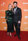 Aaron Taylor-Johnson Photo - 03 December  2017 - Beverly Hills California - Sam Taylor Johnson Aaron Taylor Johnson 2017 TrevorLIVE Los Angeles Gala held at The Beverly Hilton Hotel in Beverly Hills Photo Credit Birdie ThompsonAdMedia