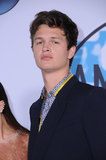 Ansel Elgort Photo - 19 November  2017 - Los Angeles California - Ansel Elgort 2017 American Music Awards  held at Microsoft Theater in Los Angeles Photo Credit Birdie ThompsonAdMedia