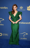 Isla Fisher Photo - 23 October 2019 - Century City California -  Isla Fisher 2019 Australians In Film Awards held at InterContinental Los Angeles Century City Photo Credit FayeSAdMedia
