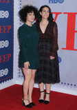 Abbi Jacobson Photo - 27 March 2019 - New York New York - Ilana Glazer and Abbi Jacobson at HBO Red Carpet Premiere of VEEP at Alice Tully Hall in Lincoln Center Photo Credit LJ FotosAdMedia