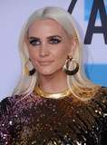 Ashlee Simpson Photo - 19 November  2017 - Los Angeles California - Ashlee Simpson 2017 American Music Awards  held at Microsoft Theater in Los Angeles Photo Credit Birdie ThompsonAdMedia