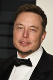 ELON MUSK Photo - 26 February 2017 - Beverly Hills California - Elon Musk 2017 Vanity Fair Oscar Party held at the Wallis Annenberg Center Photo Credit Byron PurvisAdMedia