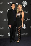 Nicola Peltz Photo - 8 January 2017 - Los Angeles California - Nicola Peltz with brother William Peltz InStyle  Warner Bros Pictures Golden Globes After Party 2017 held at the Beverly Hilton Hotel Photo Credit AdMedia