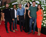AJ Buckley Photo - 01 August  2017 - Studio City California - AJ Buckley Neil Brown Jr Max Thieriot Jessica Pare David Boreanez Toni Trucks  2017 Summer TCA Tour - CBS Television Studios Summer Soiree held at CBS Studios - Radford in Studio City Photo Credit Birdie ThompsonAdMedia