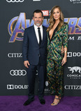Josh Brolin Photo - 22 April 2019 - Los Angeles California - Josh Brolin Kathryn Boyd Marvel Studios Avengers Endgame Los Angeles Premiere held at Los Angeles Convention Center Photo Credit Birdie ThompsonAdMedia