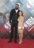 Amir Johnson Photo - 25 June 2018 - Santa Monica California - Amir Johnson 2018 NBA Awards held at Barker Hangar Photo Credit PMAAdMedia