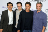 Andrew Mogel Photo - 15 September 2015 - Beverly Hills California - Fred Savage Jarrad Paul Rob Lowe Andrew Mogel 2015 PaleyFest Fall TV Preview - The Grinder held at The Paley Center Photo Credit Byron PurvisAdMedia
