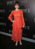 Carla Gugino Photo - 17 January 2017 - Hollywood California - Carla Gugino The Space Between Us Los Angeles Premiere held ArcLight Hollywood Photo Credit F SadouAdMedia