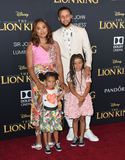 Steph Curry Photo - 09 July 2019 - Hollywood California - Steph Curry Ayesha Curry Disneys The Lion King Los Angeles Premiere held at Dolby Theatre Photo Credit Birdie ThompsonAdMedia