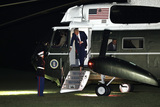 Donald Trump Photo - US President Donald Trump steps off Marine One helicopter on the South Lawn of the White House in Washington upon his return from Philadelphia on September 15 2020 Photo by Yuri GripasABACAPRESSCOMCredit Yuri Gripas  Pool via CNP