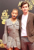Amandla Stenberg Photo - 07 May 2017 - Los Angeles California - Amandla Stenberg DJ D-Wrek 2017 MTV Movie And TV Awards held at the Shrine Auditorium Photo Credit AdMedia