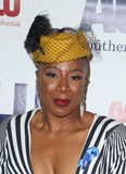 Aisha Hinds Photo - 03 December 2017 - Beverly Hills California - Aisha Hinds ACLU SoCal Hosts Annual Bill Of Rights Dinner held at The Beverly Wilshire Hotel Photo Credit F SadouAdMedia