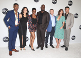 Alexi Hawley Photo - 07 August 2018 - Beverly Hills California - Titus Makin Jr Alyssa Diaz Afton Williamson Richard Jones Alexi Hawley Mercedes Mason Nathan Fillion Disney ABC Television Hosts TCA Summer Press Tour held at The Beverly Hilton Hotel Photo Credit Faye SadouAdMedia