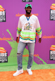 Andre Drummond Photo - 13 July 2017 - Los Angeles California - Andre Drummond Nickelodeon Kids Choice Sports Awards 2017 held at Pauley Pavilion Photo Credit F SadouAdMedia