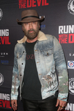 Nicolas Cazal Photo - 16 September 2019 - Beverly Hills California - Nicolas Cage Premiere Of Quiver Distributions Running With The Devil held at Writers Guild Theater Photo Credit FSadouAdMedia