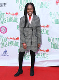 The 88 Photo - 01 December 2019 - Hollywood California - Lidya Jewett The 88th Annual Hollywood Christmas Parade  held at Hollywood Blvd Photo Credit Birdie ThompsonAdMedia