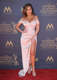 Adrienne Bailon Photo - 30 April 2017 - Pasadena California - Adrienne Bailon Houghton 44th Annual Daytime Emmy Awards held at Pasadena Civic Centerin Pasadena Photo Credit Birdie ThompsonAdMedia
