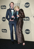 Alexander Skarsgard- Photo - 21 January 2018 - Los Angeles California - Alexander Skarsgard Nicole Kidman 24th Annual Screen Actors Guild Awards held at The Shrine Auditorium Photo Credit RetnaAdMedia