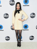 Sophia Carson Photo - 05 February 2019 - Pasadena California - Sophia Carson Disney ABC Television TCA Winter Press Tour 2019 held at The Langham Huntington Hotel Photo Credit Birdie ThompsonAdMedia