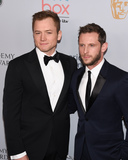 Jamie Sal Photo - 25 October 2019 - Westwood California - Taron Egerton Jamie Bell 2019 British Academy Britannia Awards presented by American Airlines and Jaguar Land Rover held at the Beverly Hilton Hotel Photo Credit Billy BennightAdMedia